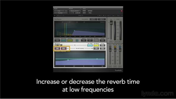 Understanding the frequency dependence of reverberation: Foundations of Audio: Reverb