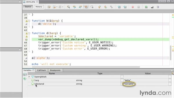 Xdebug remote debugging with NetBeans: Debugging PHP: Advanced Techniques