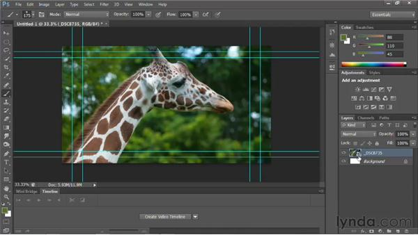 The Power Place technique: Photoshop for Video Editors: Core Skills