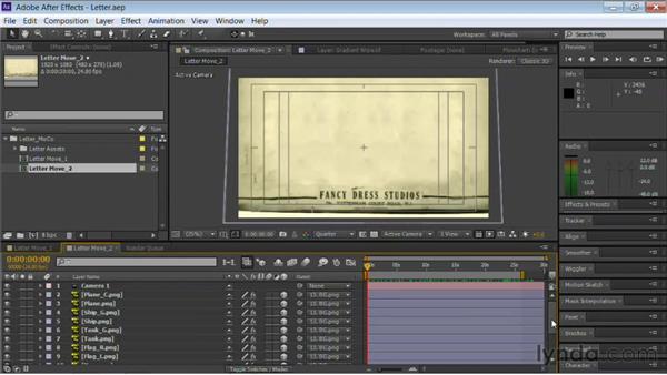 Understanding the Gradient Wipe effect: Photoshop for Video Editors: Core Skills