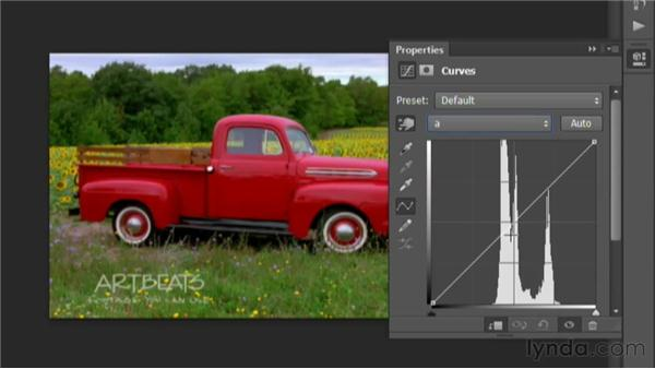 Secondary color correction: Photoshop for Video Editors: Core Skills