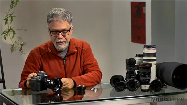 Using an alternative mount lens: Foundations of Photography: Specialty Lenses