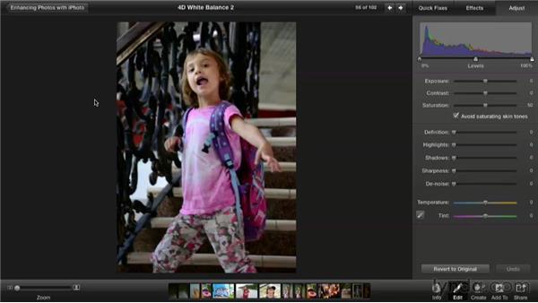 : Enhancing Photos with iPhoto