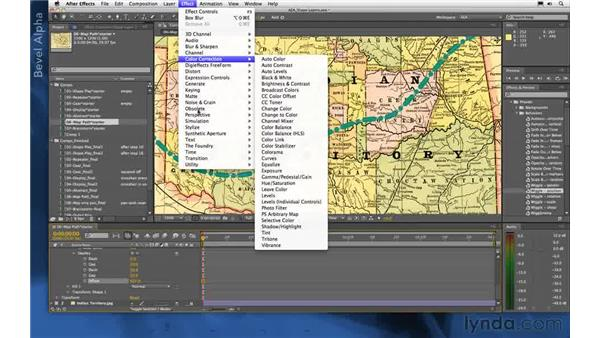 Animating a line: After Effects Apprentice 14: Shape Layers