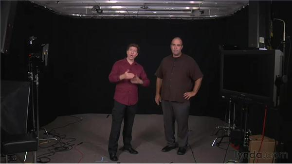 Setting the room: Green Screen Techniques for Video and Photography