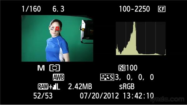 Posing techniques: Green Screen Techniques for Video and Photography