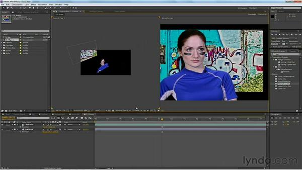 Positioning the background in Z space: Green Screen Techniques for Video and Photography