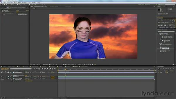 Matching color and exposure for video: Green Screen Techniques for Video and Photography