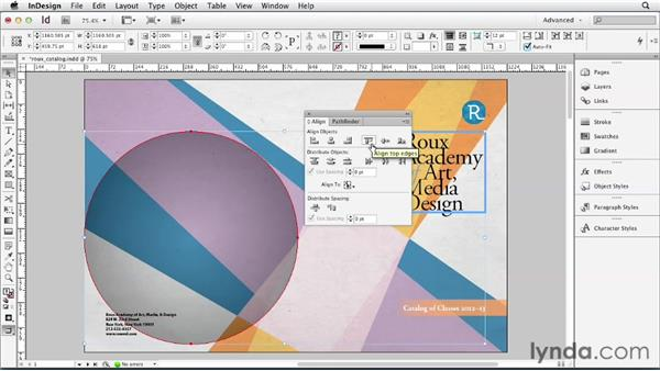 070 Moving an object: Ten ways!: InDesign Secrets