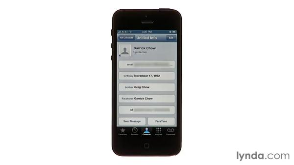 Voice control for non-Siri-capable iPhones: iPhone and iPod touch iOS 6 Essential Training