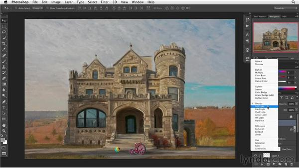 Adjusting your importance hierarchy: Digital Painting: Architecture