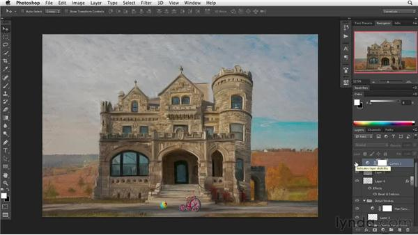 You'll never paint the same thing twice: Digital Painting: Architecture