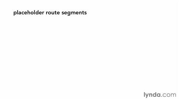 How routing finds controller actions: ASP.NET MVC 4 Essential Training