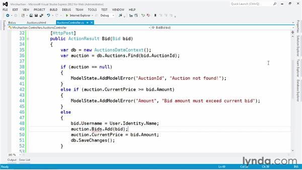 What is AJAX?: ASP.NET MVC 4 Essential Training