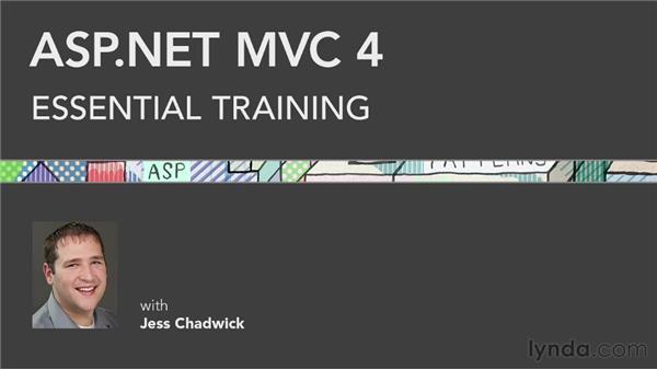 Goodbye: ASP.NET MVC 4 Essential Training