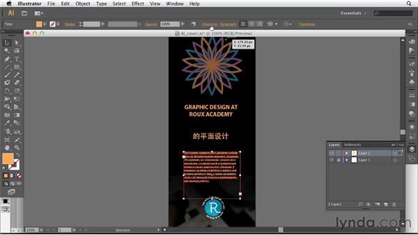 Using Illustrator and Photoshop: Multilingual Publishing Strategies with InDesign