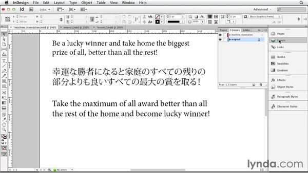 Understanding the importance of translation: Multilingual Publishing Strategies with InDesign