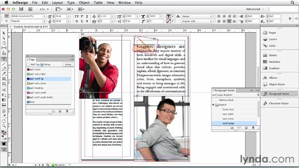 Working with XML workflows: Multilingual Publishing Strategies with InDesign