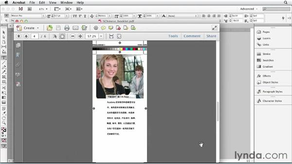 Creating PDFs: Multilingual Publishing Strategies with InDesign