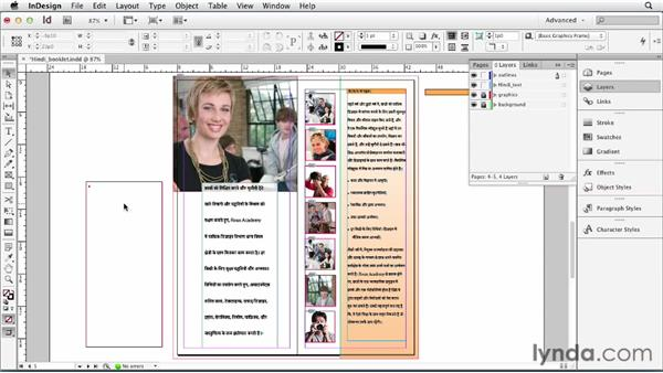 Outlining text as a last resort: Multilingual Publishing Strategies with InDesign