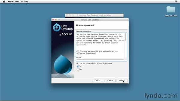 Installing Acquia Dev Desktop: Responsive Design with Drupal