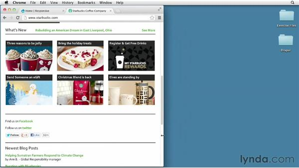 What is responsive design?: Responsive Design with Drupal