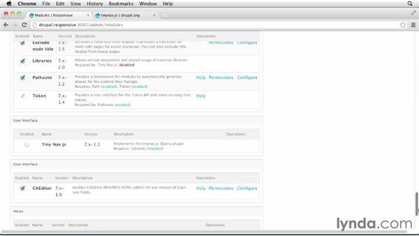 Integrating responsive menus into Drupal: Responsive Design with Drupal