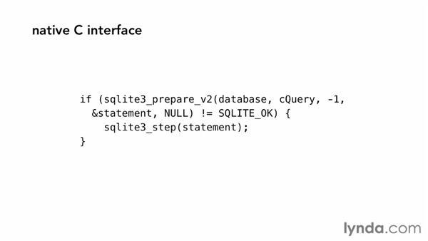 Understanding SQLite in iOS: iOS SDK and SQLite: Building Data-Driven Apps (2013)