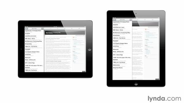 Understanding split view: iOS SDK and SQLite: Building Data-Driven Apps (2013)