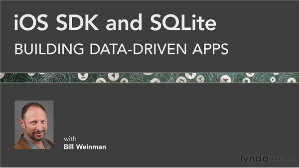 Goodbye: iOS SDK and SQLite: Building Data-Driven Apps (2013)