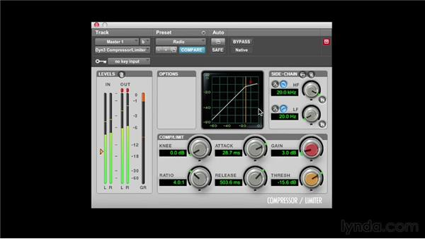 Understanding compression: Audio Mastering Techniques