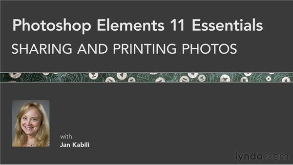 Next steps: Photoshop Elements 11 Essentials: 03 Sharing and Printing Photos