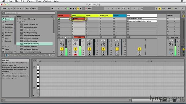 Welcome: Up and Running with Ableton Live 9