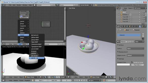 : Rendering Using Cycles in Blender