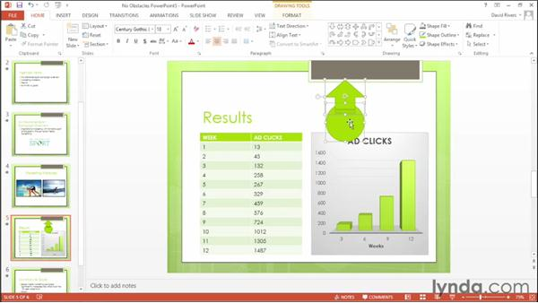 Creating a custom shape: Office 2013 New Features