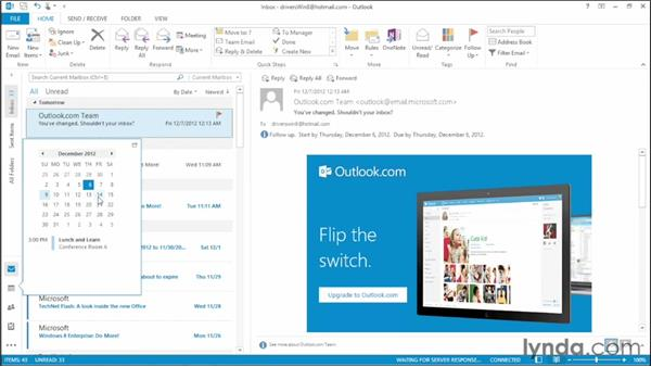 Exploring the user interface and some sneak peeks: Office 2013 New Features