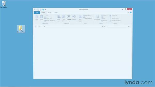 Using the exercise files: Word 2013 Essential Training