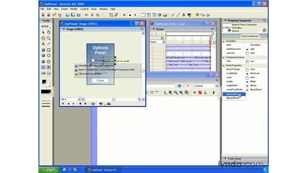 movie in a window scripting: New in Director MX 2004
