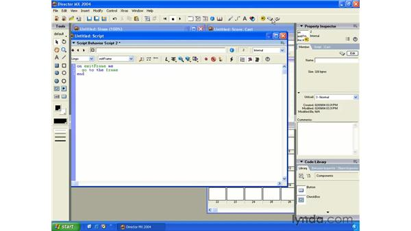 using windows media files: New in Director MX 2004