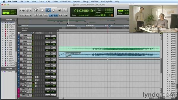 The Pro Tools workflow: Mixing a Short Film with Pro Tools