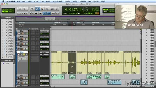 Dialogue editing: Part one: Mixing a Short Film with Pro Tools
