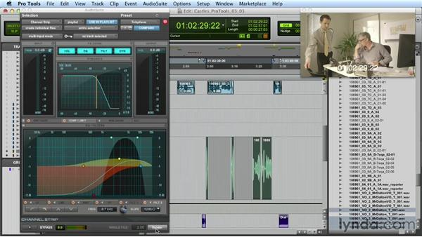 Creating sound effects from scratch: Mixing a Short Film with Pro Tools