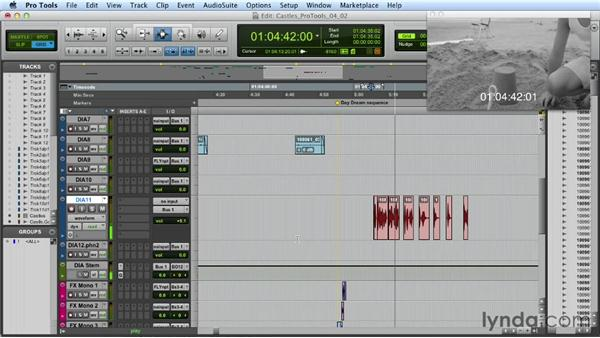 Using EQ to enhance your mix: Mixing a Short Film with Pro Tools