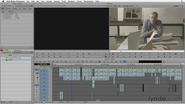 Marrying back to picture: Mixing a Short Film with Pro Tools