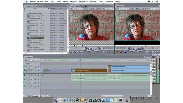 interview 5: Learning Final Cut Pro 4