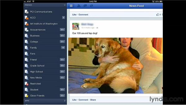 Monitoring messages: Facebook for Photo and Video Pros