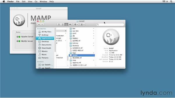 Troubleshooting: Installing and Running WordPress: MAMP (2013)