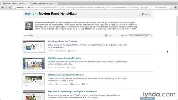 Next steps: Installing and Running WordPress: WebMatrix