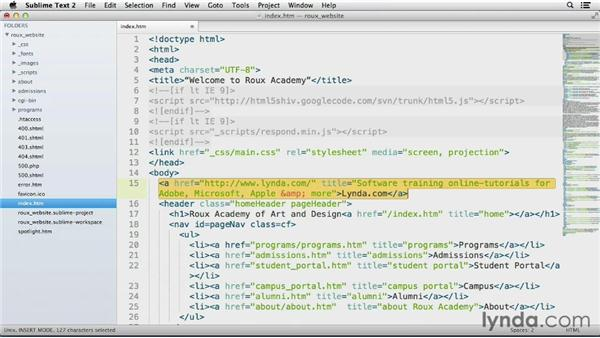 HyperlinkHelper: Up and Running with Sublime Text 2