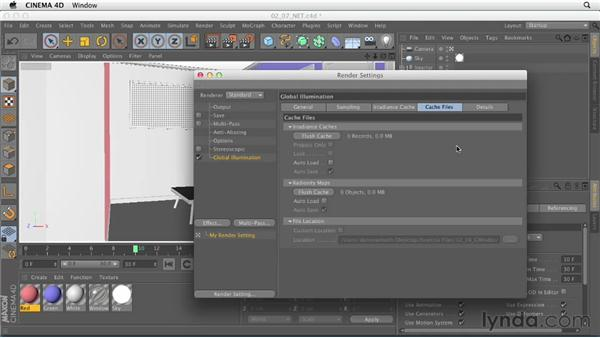 Making use of Net Render effectively: Production Rendering Techniques in CINEMA 4D